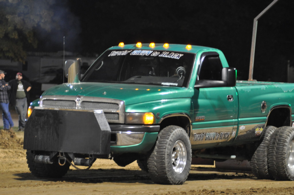 Open Truck and Tractor Pull27