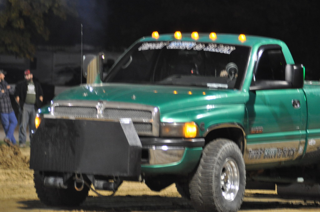 Open Truck and Tractor Pull28