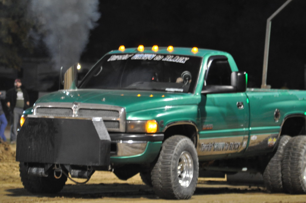 Open Truck and Tractor Pull29