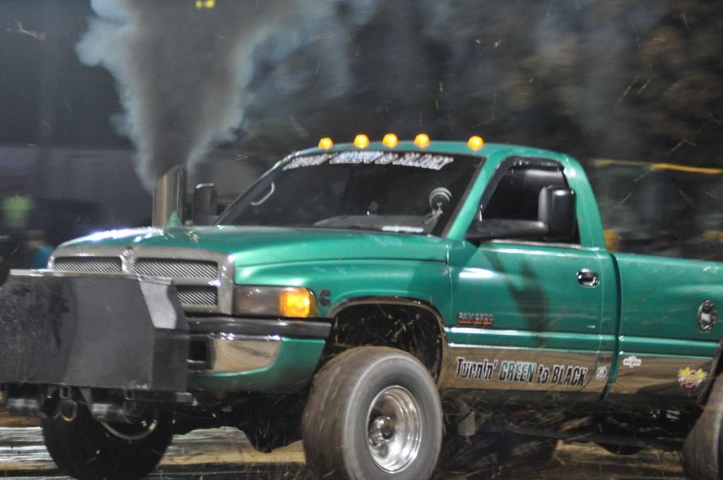 Open Truck and Tractor Pull31