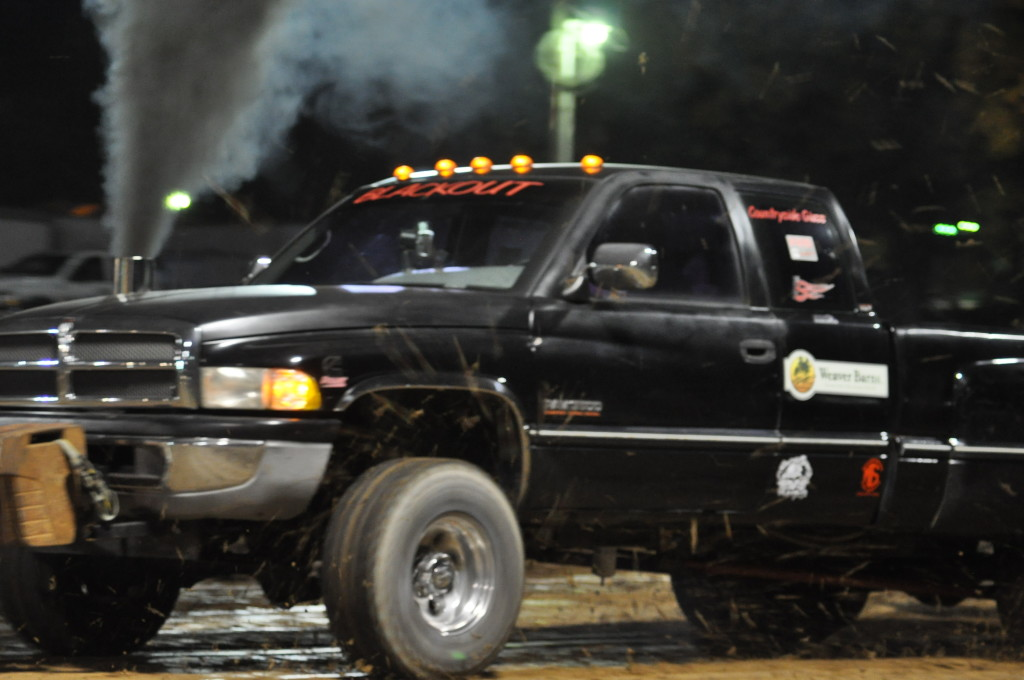 Open Truck and Tractor Pull38