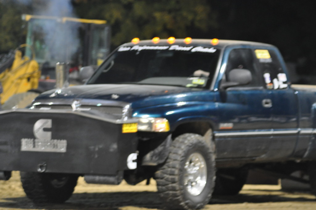 Open Truck and Tractor Pull50