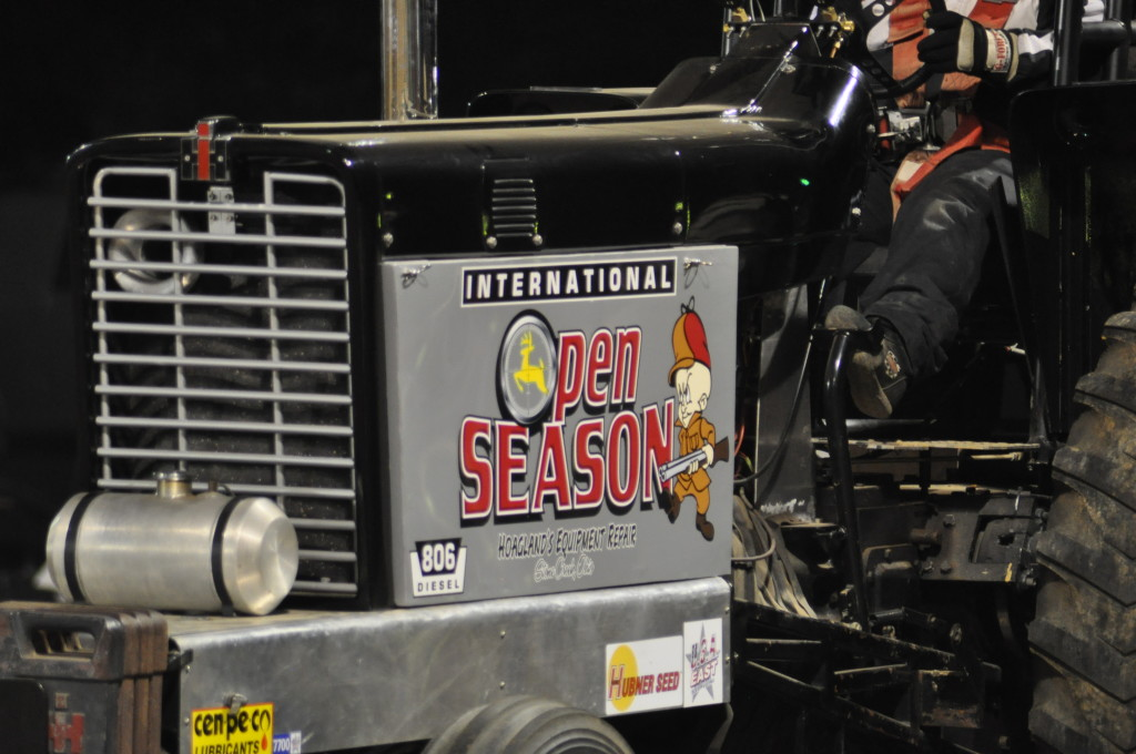 Open Truck and Tractor Pull55