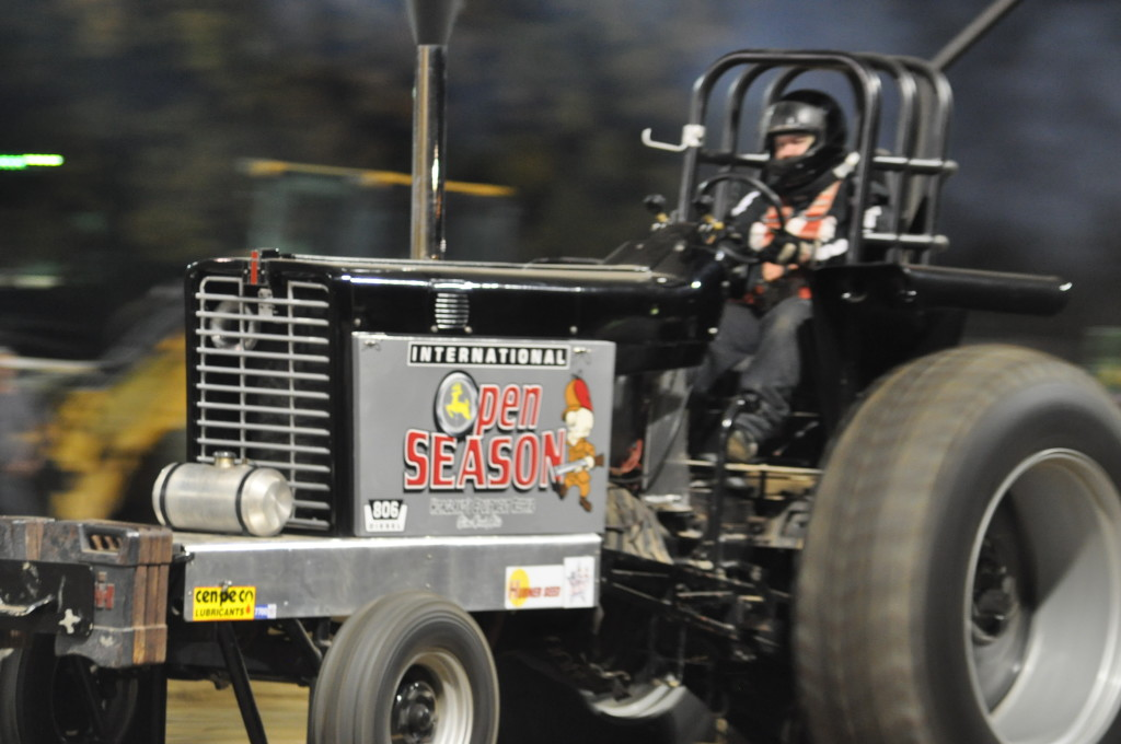 Open Truck and Tractor Pull57