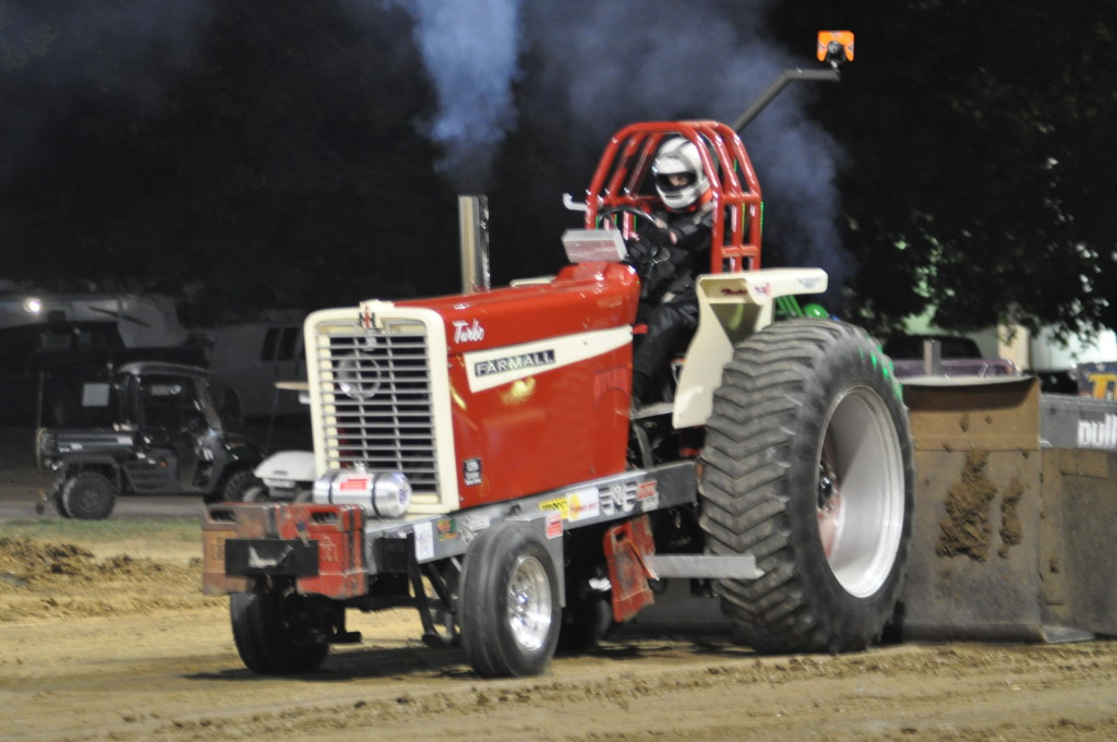Open Truck and Tractor Pull62