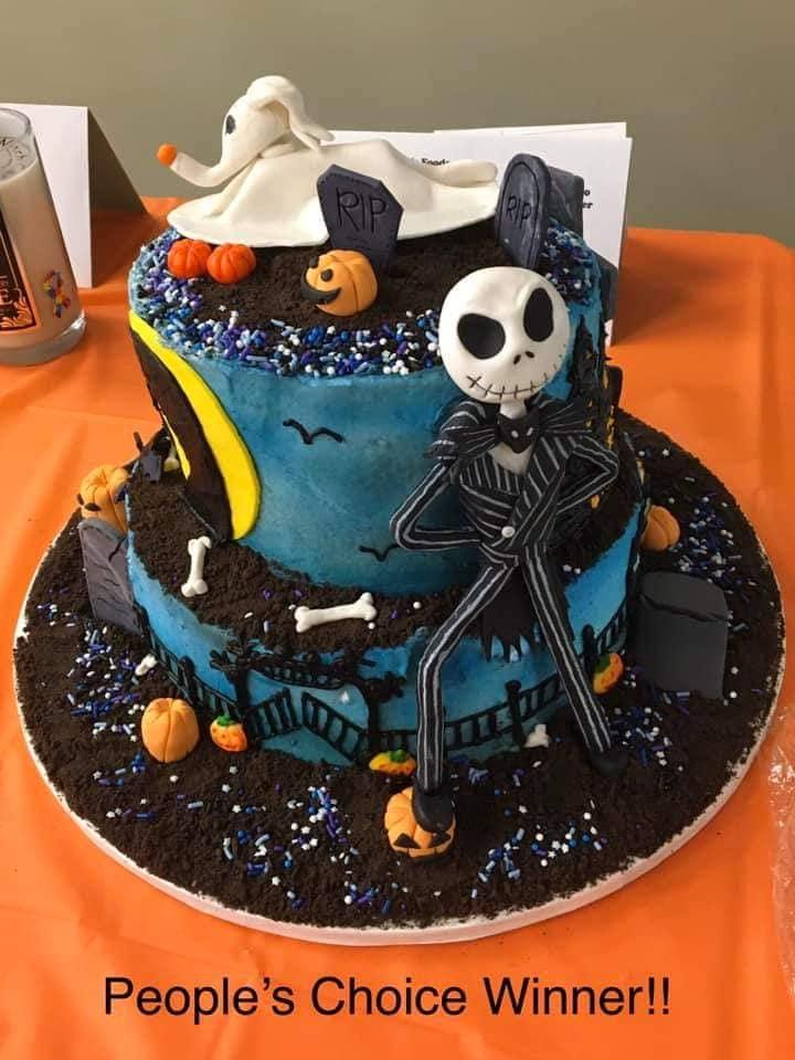 PC Winner cake