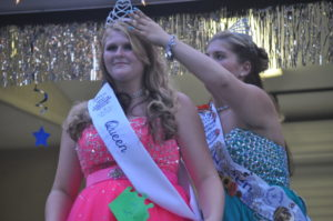 Josey Lillibridge was crowned queen of the 2015 West Lafayette Homecoming Festival. This year's queen competition will be Thursday, July 28 at 6 p.m. in Burt Park. File Photo | Beacon