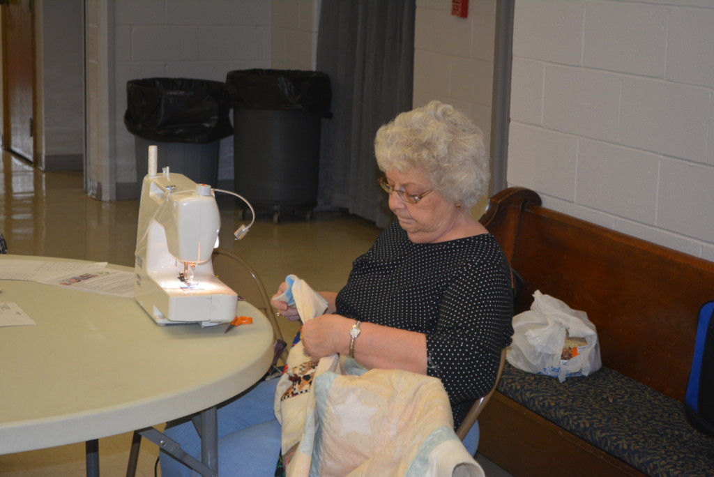Quilting Day02