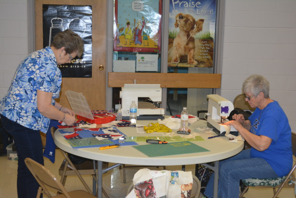 Quilting Day06
