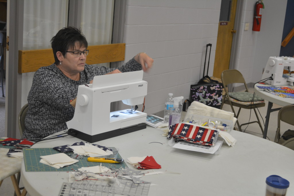Quilting Day08