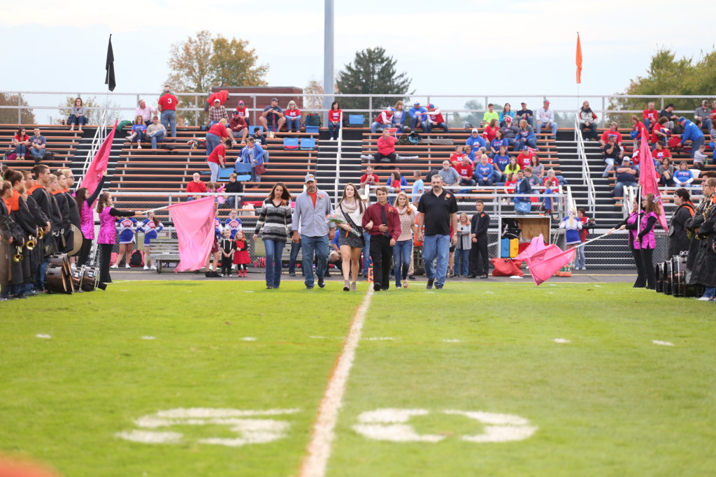 RHS Homecoming Ceremony12