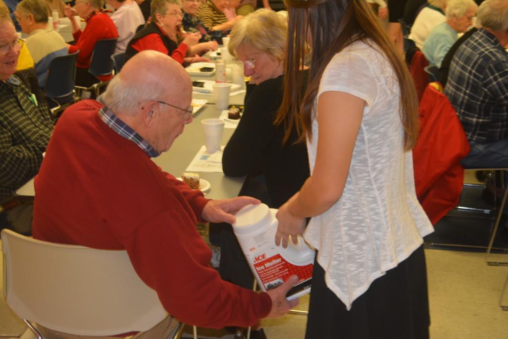 RHS Senior Citizens Luncheon09