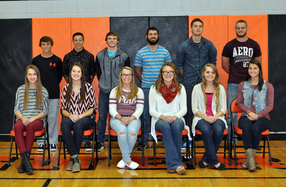 RHS homecoming court2