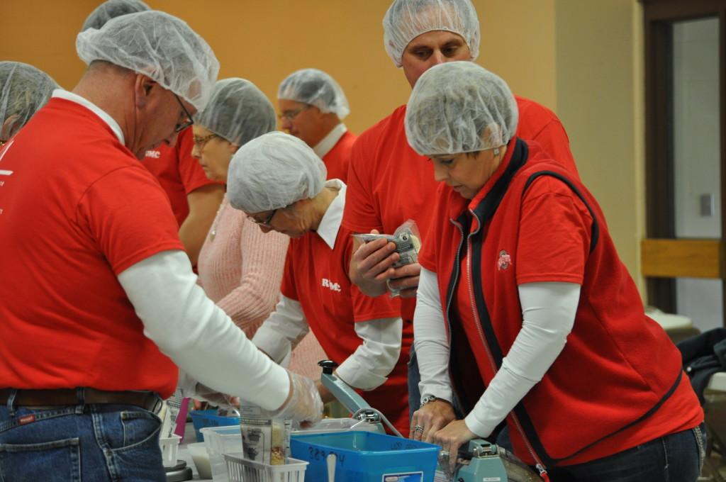 RUMC helps stop hunger11
