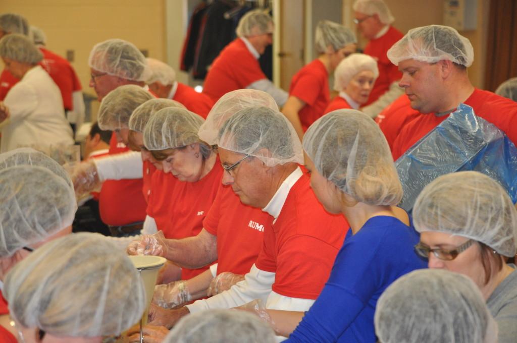 RUMC helps stop hunger13