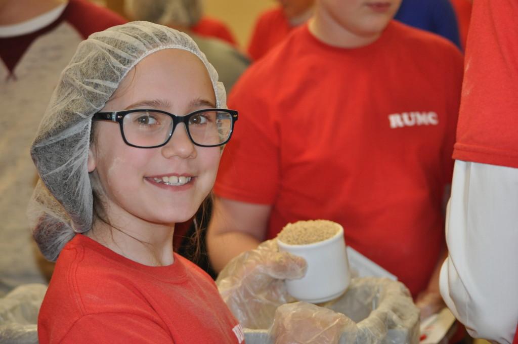 RUMC helps stop hunger16