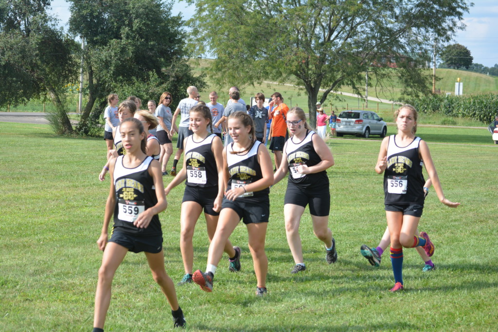 RVHS County Cross Country Invite42