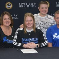 River View's Werntz signs to play softball at Glenville State