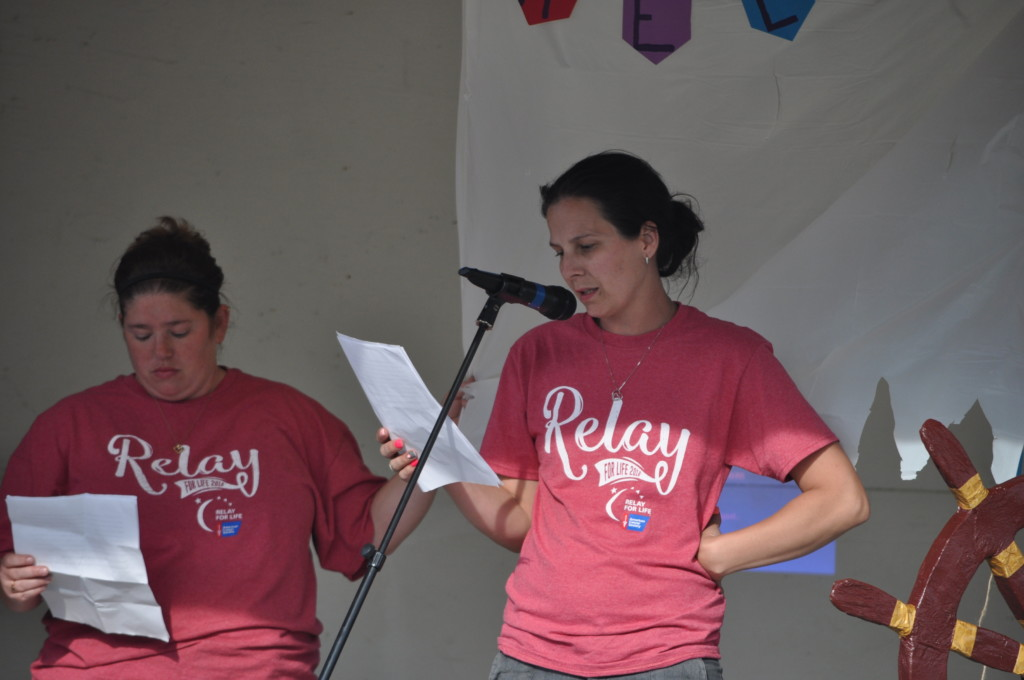 Relay For Life Opening Ceremony09