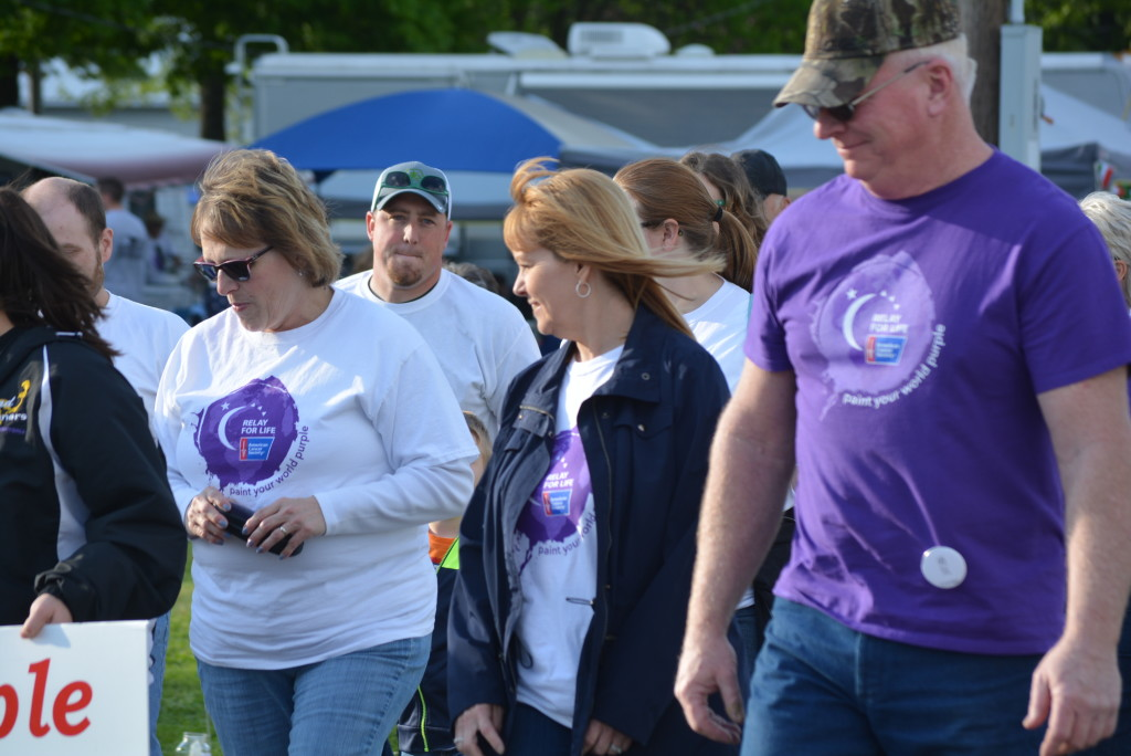 Relay For Life Opening11