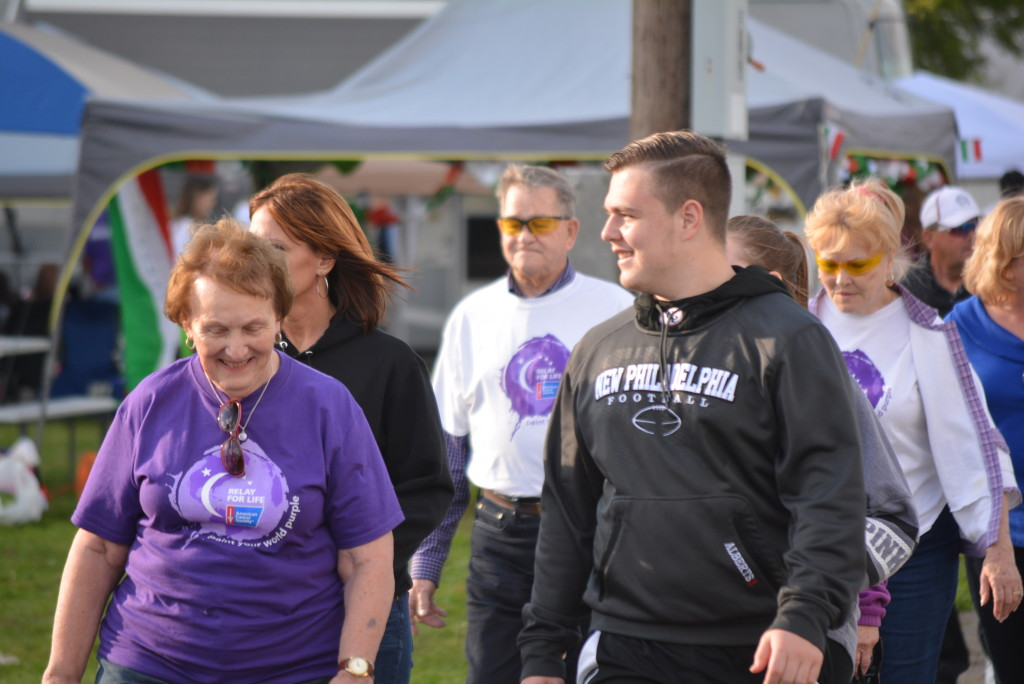 Relay For Life Opening12