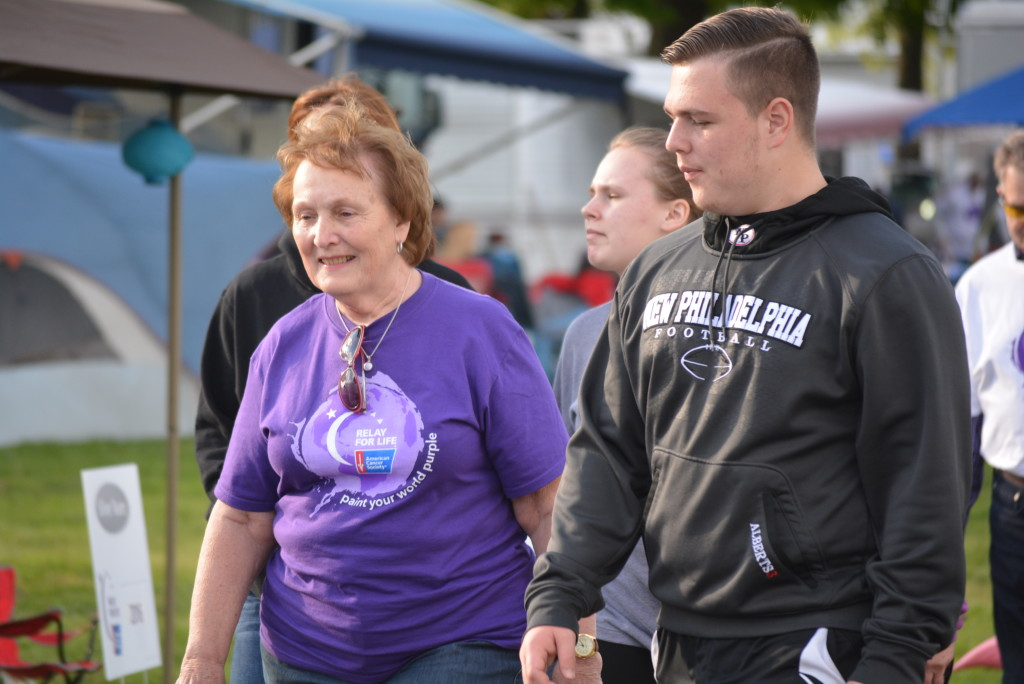 Relay For Life Opening13