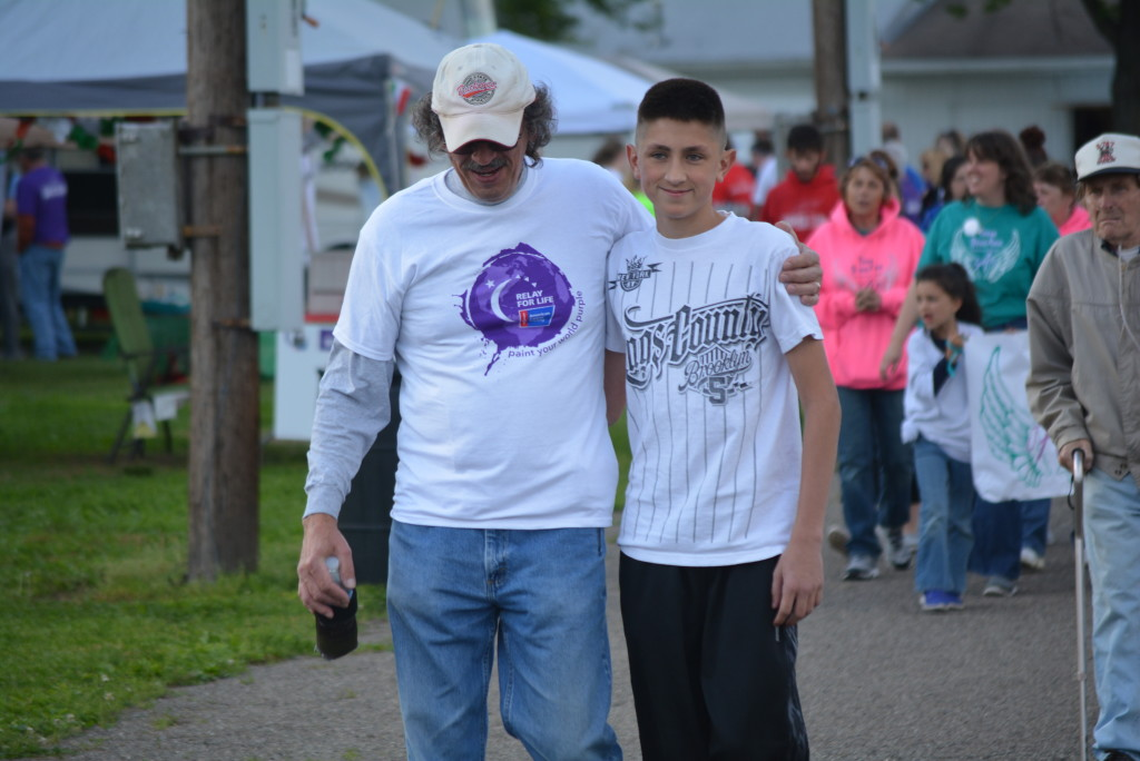 Relay For Life Opening20