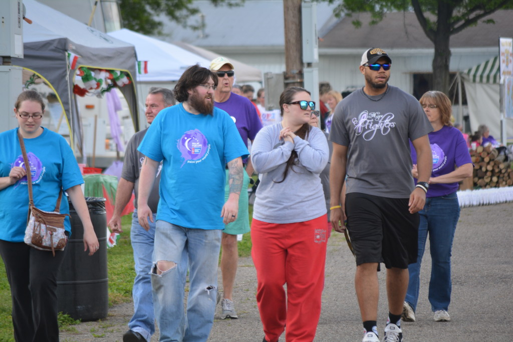 Relay For Life Opening24