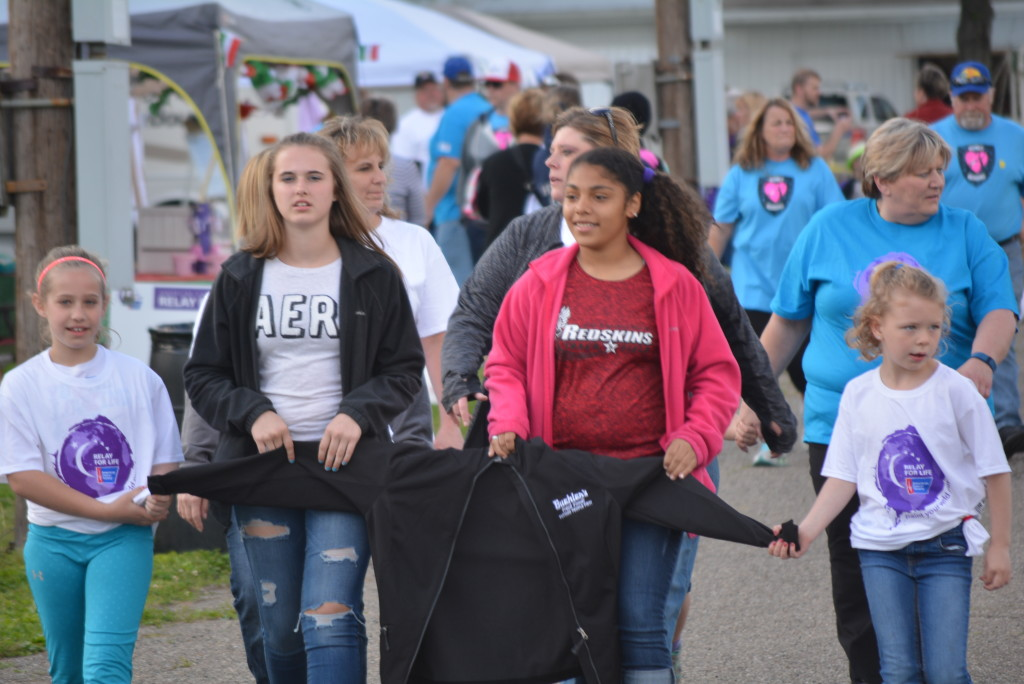 Relay For Life Opening27