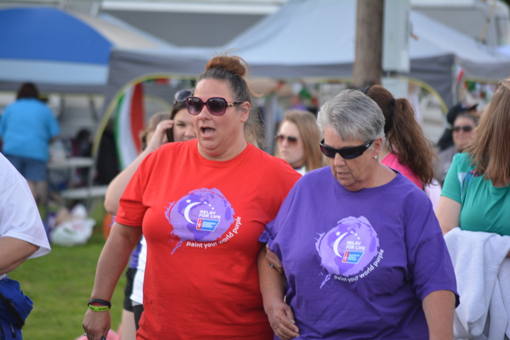Relay For Life Opening33