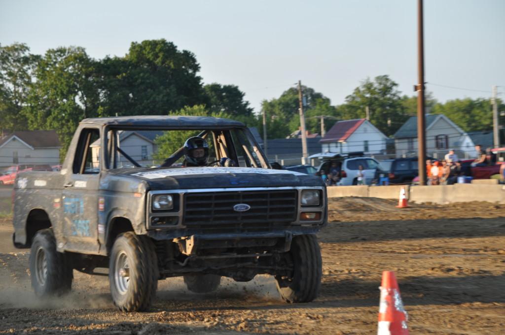 Rough Truck34