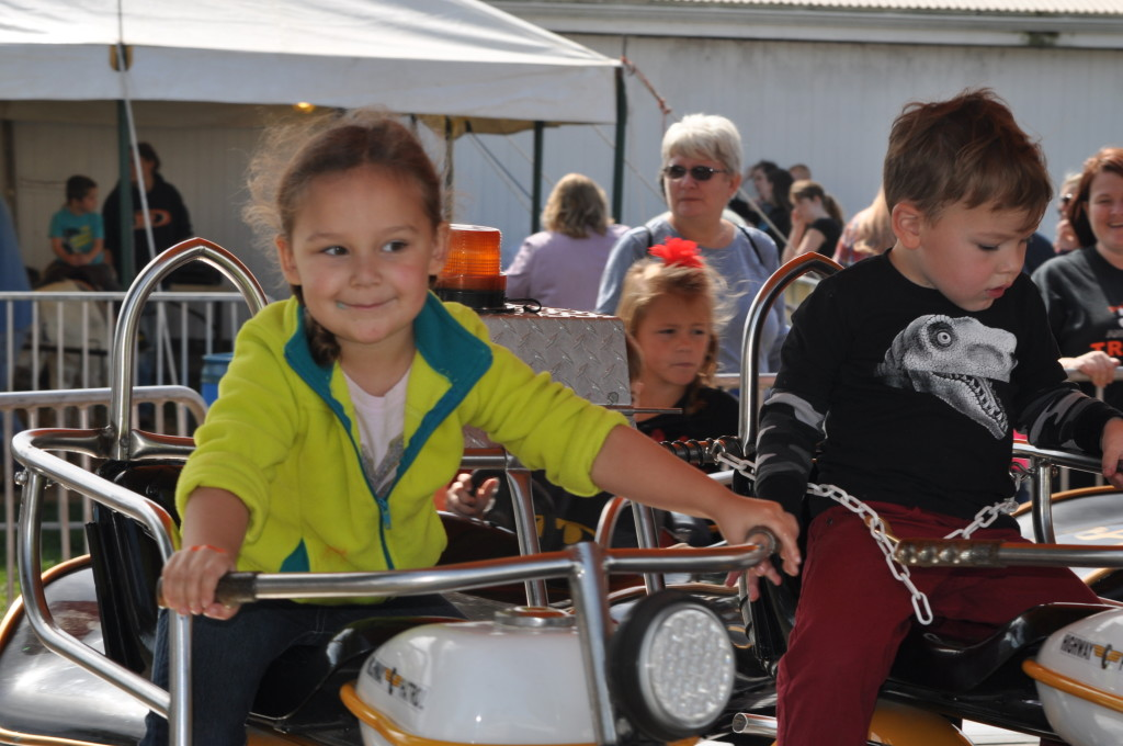Sunday, Oct. 4 at the fair40