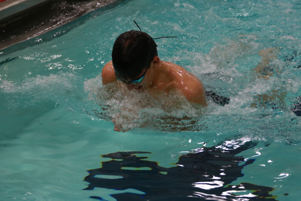 Swim for Cure09