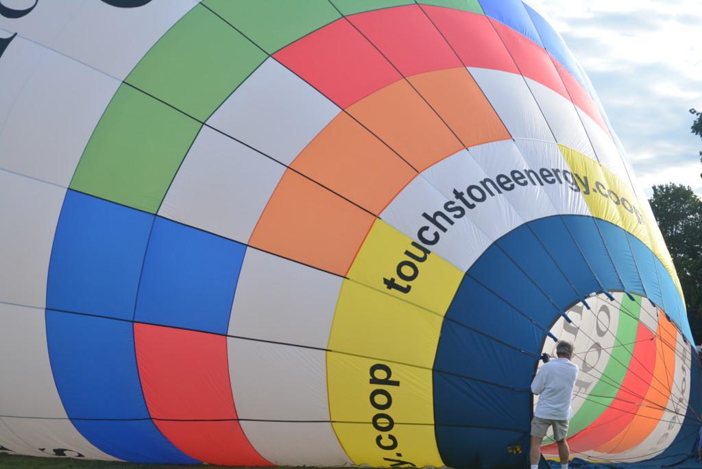 Tethered balloon rides17