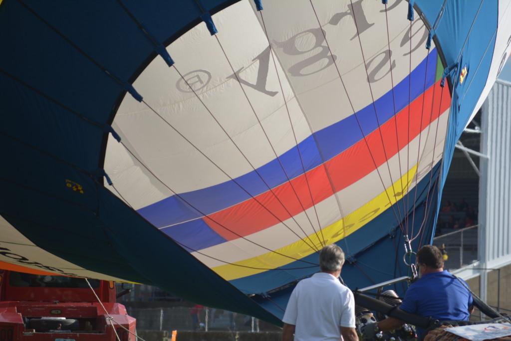 Tethered balloon rides22
