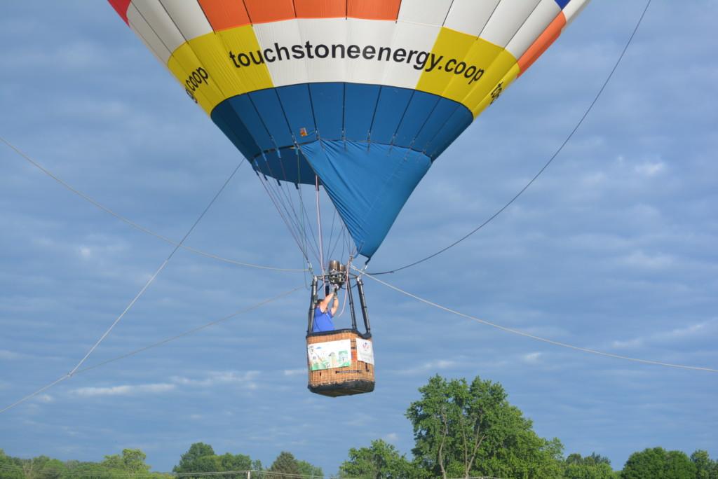 Tethered balloon rides29