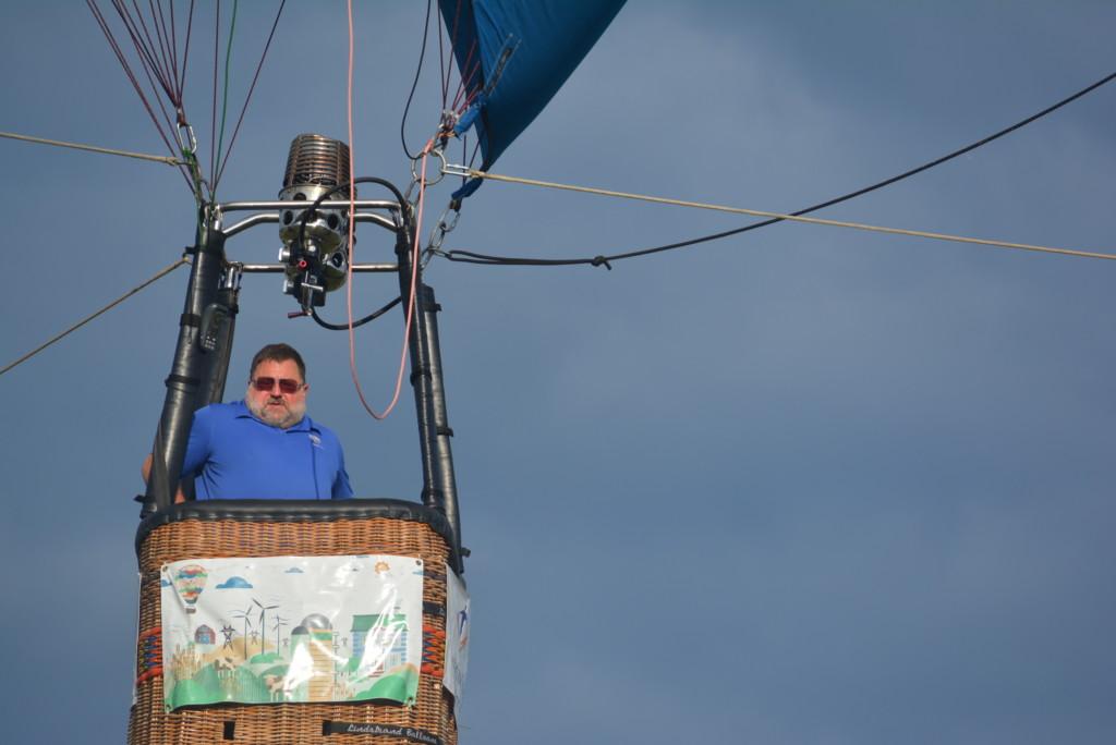Tethered balloon rides31