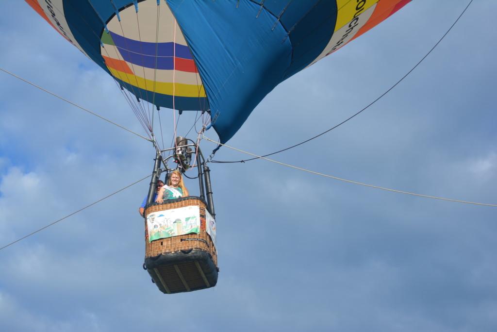 Tethered balloon rides37