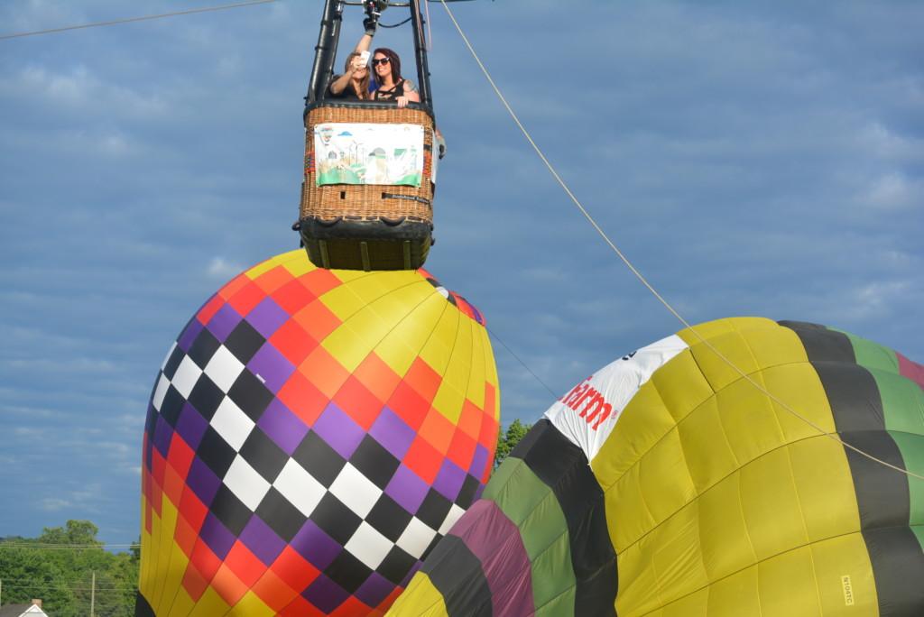 Tethered balloon rides39