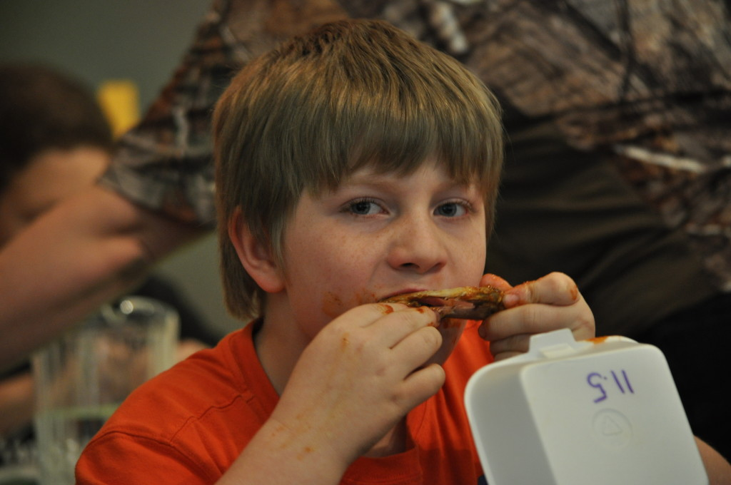 Tri-County Wing Contest and Wild Game Dinner 10