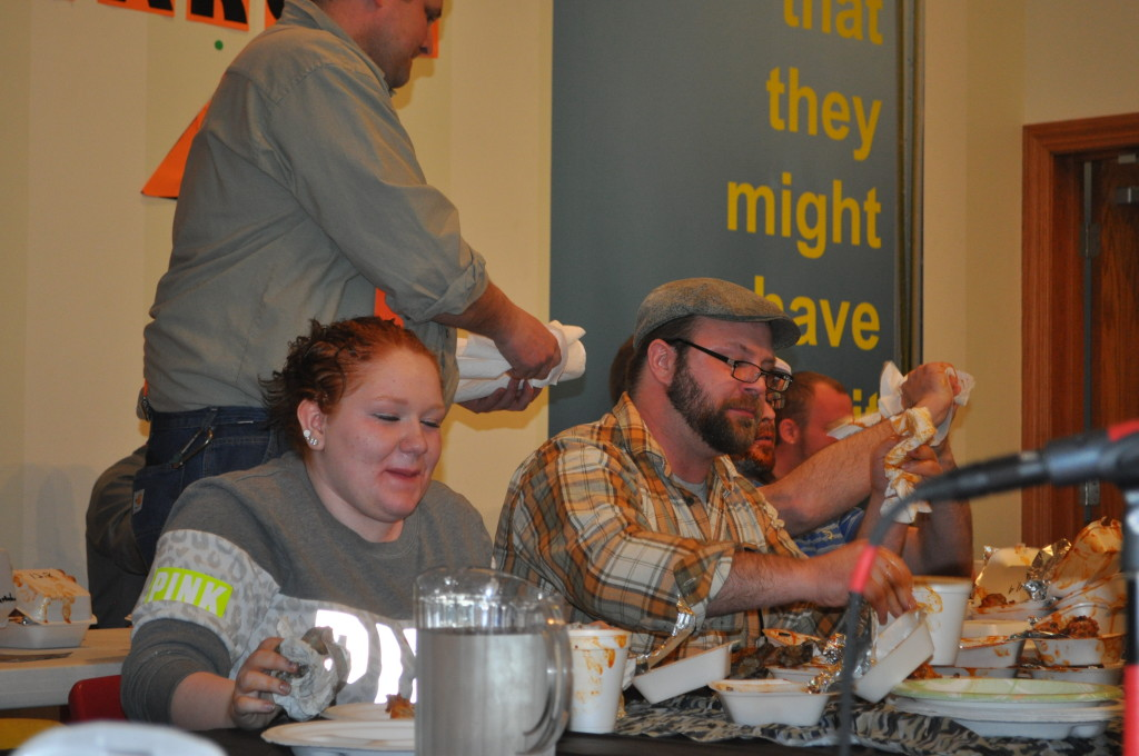 Tri-County Wing Contest and Wild Game Dinner 38