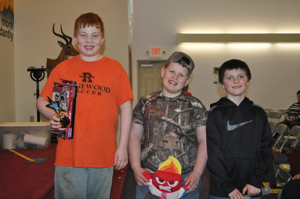 Tri-County Wing Contest and Wild Game Dinner 40