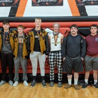 RVHS wrestlers place at invite