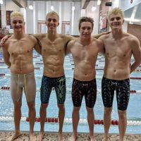 RVHS relay team makes Black Bear history
