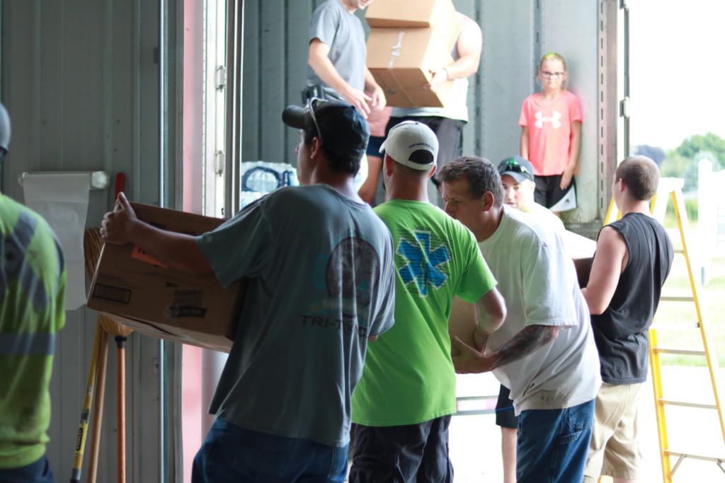 W.Va. donation volunteers10