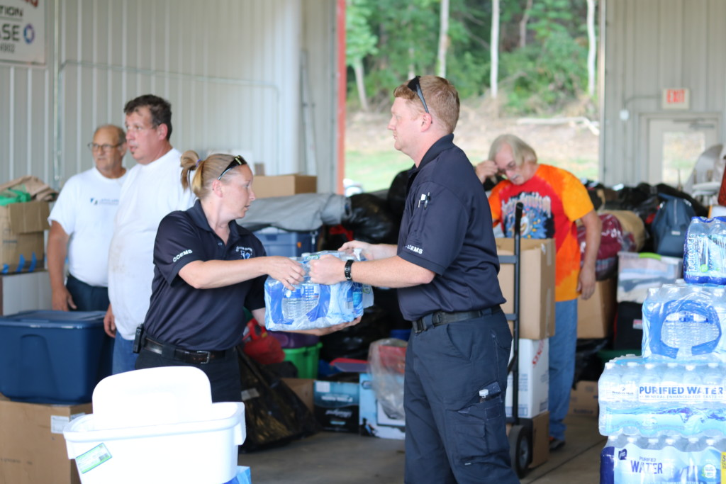 W.Va. donation volunteers22