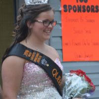Keirstan Hall, the 15-year-old daughter of Grant and Kathy Ford, is the 2016/2017 West Lafayette Homecoming Festival Queen. Josie Sellers | Beacon