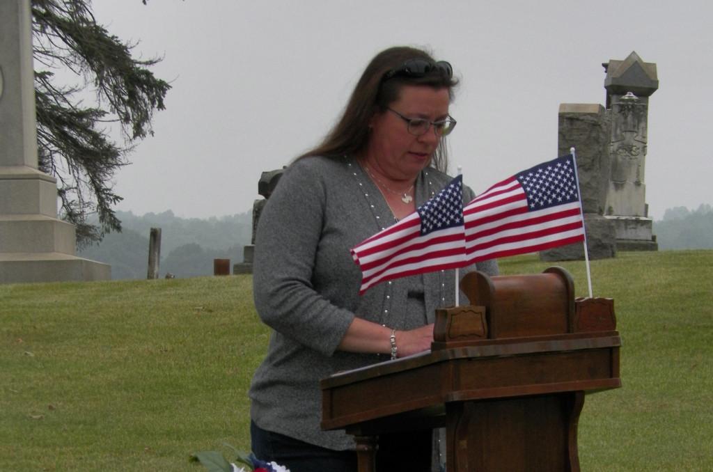 Waggoner Cemetery Memorial Service 01