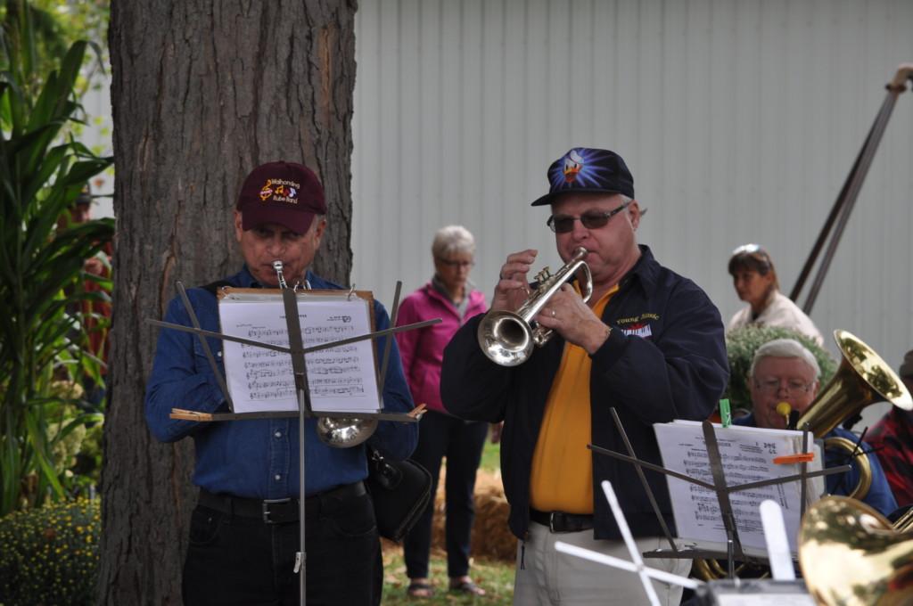 Walhonding Rube Band at the Fair01