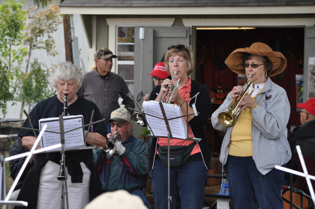 Walhonding Rube Band at the Fair02